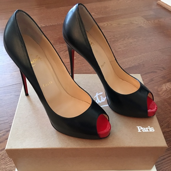 cd6e55dab5a Christian Louboutin New Very Prive Shoes